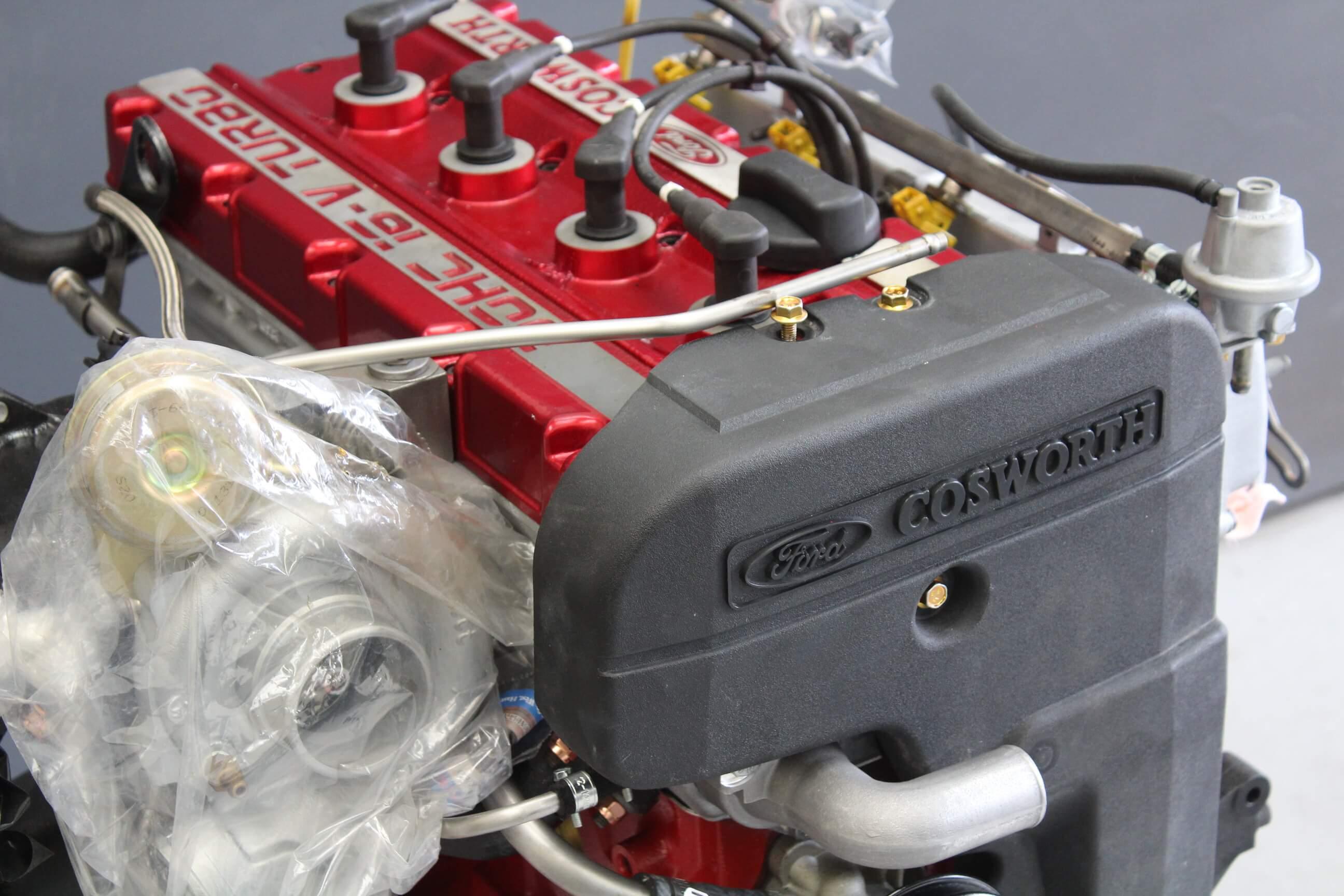 Rebuilt YB Cosworth Complete Engine